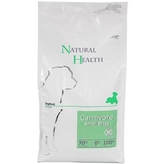 Natural Health Carnivore small bites - 3 kg