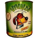Vivaldi Poultry, Carrots & Rice - 820 g can