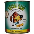 Vivaldi Poultry, Liver & Carrots - 820 g can