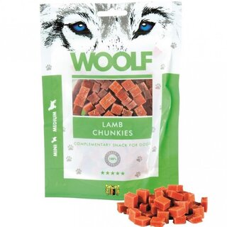 WOOLF Lamb Chunkies - 100 g