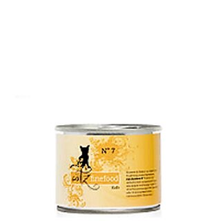 Catz finefood No 7 Veal - 200 g can